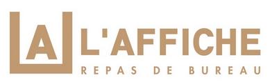 Logo L'Affiche Repas de bureau